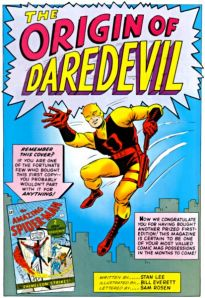 Daredevil #1 (original)